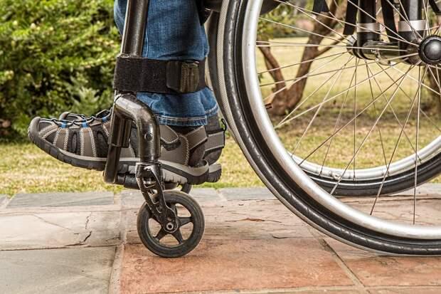 Инвалид-колясочник спас тонущего в Чёрном море