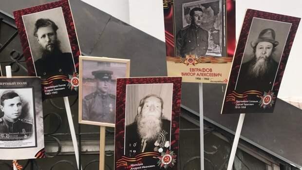 Портреты ветеранов ВОВ поднимутся на самолетах в небо над Екатеринбургом в День Победы