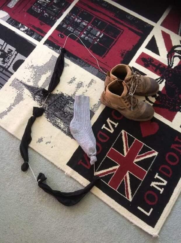 Связанные носки