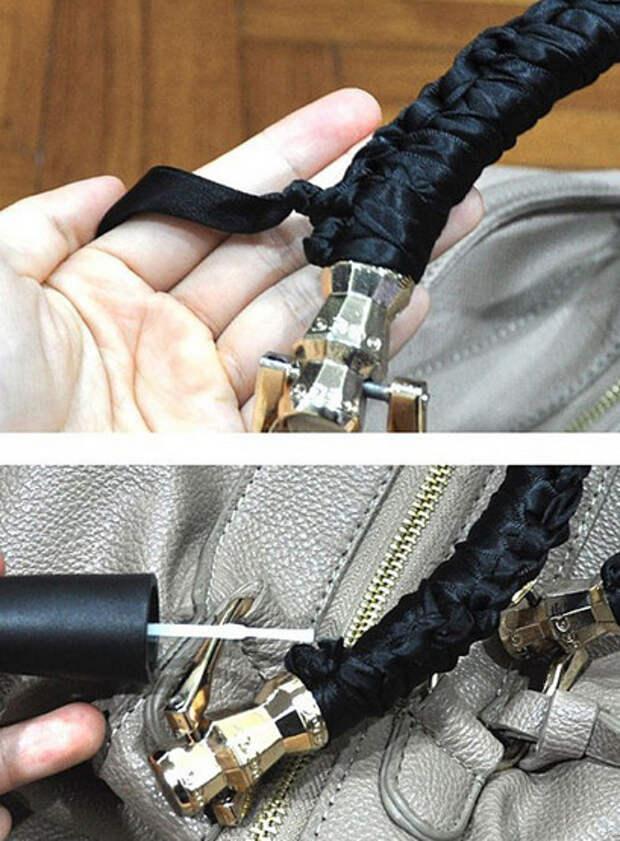 Всегда трескались ручки на сумке. С этим трюком — это не проблема. Идеи, советы и мастер класс своими руками