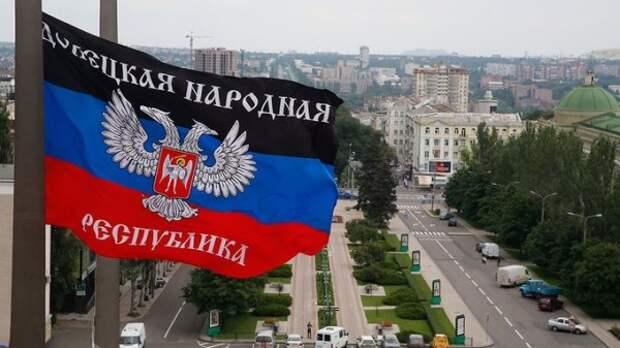 «Настанет тот час, когда Донбасс, как и Крым, вернётся домой»