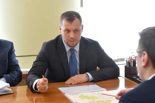 Александр Ессен променял пост главы Сарапула на место в Гордуме