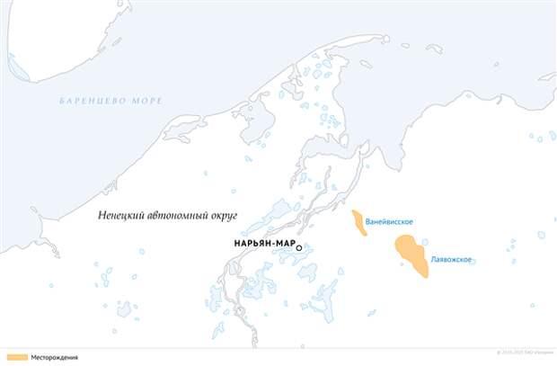 """Структуры """"Газпрома"""" и """"Лукойла"""" зарегистрировали совместное предприятие """"Лаявожнефтегаз"""""""