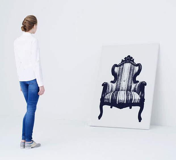Canvas: картины с секретом