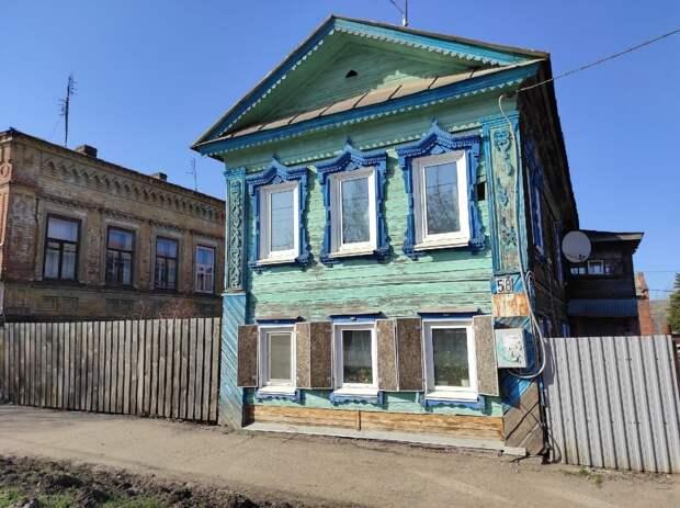 В Сарапуле восстановят фасад старинного дома в рамках «Том Сойер Феста»