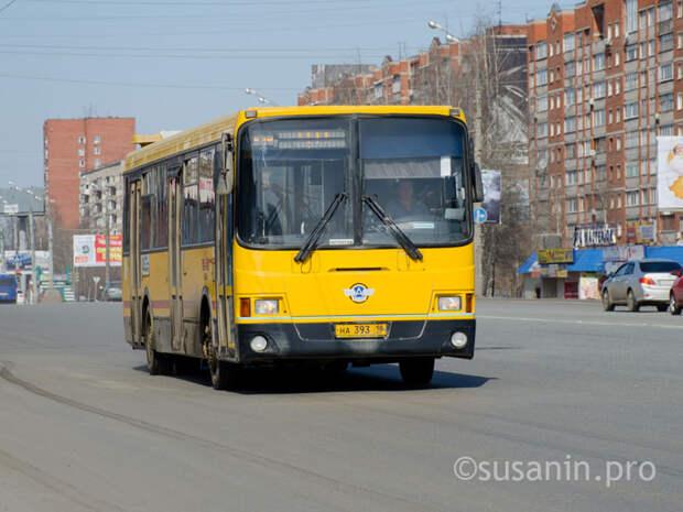 Жители Ижевска смогут выразить мнение о качестве работы городского транспорта