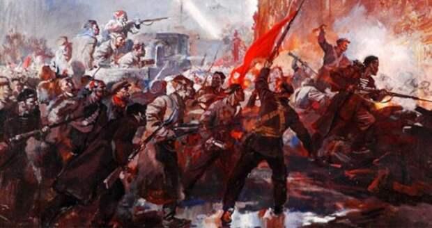 Экономика России после революции 1917 года