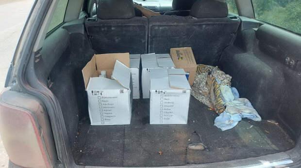 В Феодосии изъяли 24 литра нелегального алкоголя