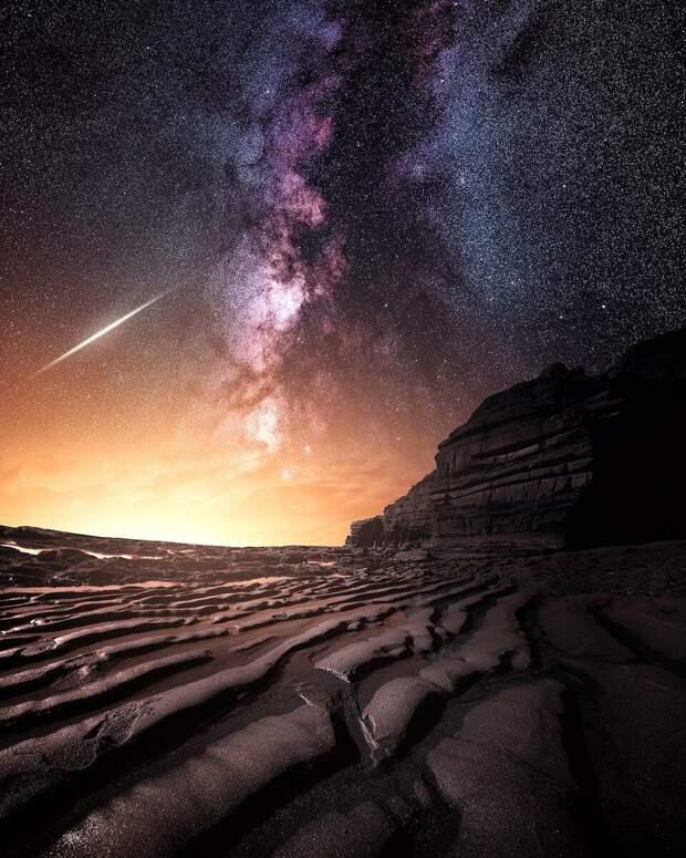 7 удивительных фотографий про звезды и космос