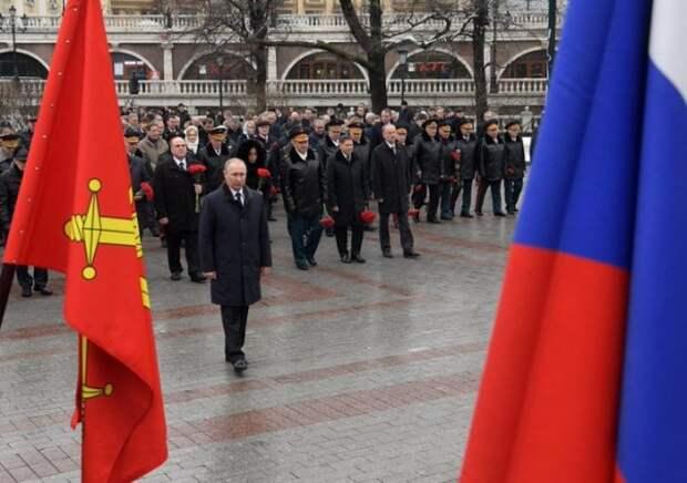 Российские армию и флот оснастят оружием будущего