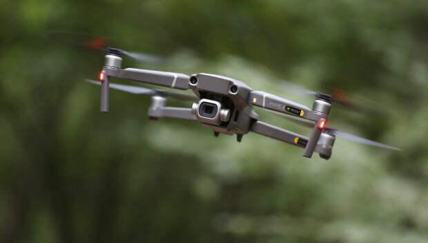 Росгвардия патрулирует леса в Московском регионе с помощью вертолета и беспилотников