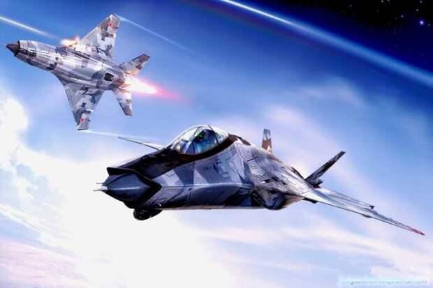 В ГК «Ростех» сообщили о начале сборки уникального истребителя МиГ-41