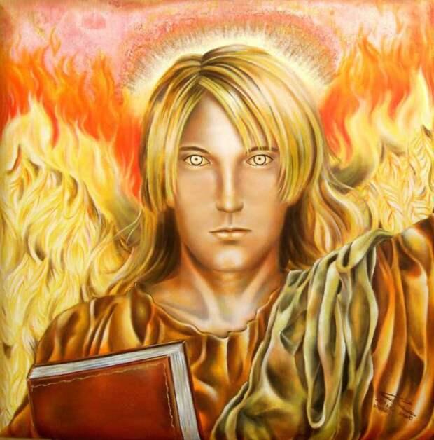молитва архангелу чамуилу о любви