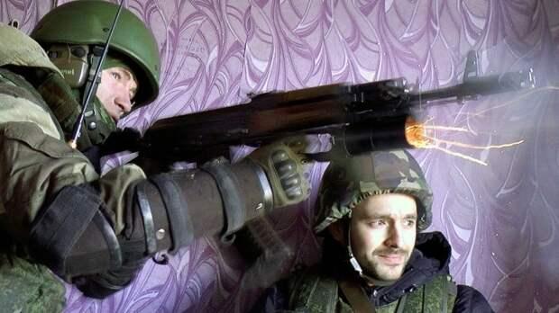 Урок для Киева: зачем ополченцы ударили по «киборгам» в аэропорту?