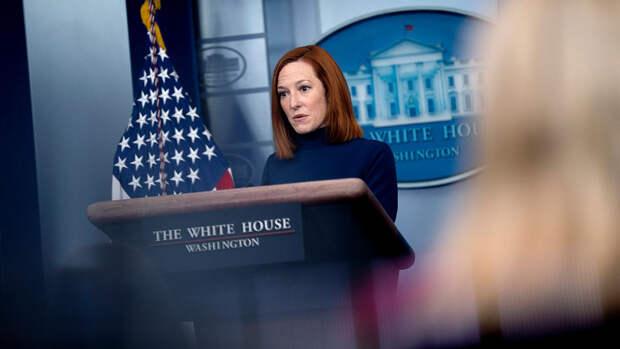 Джен Псаки планирует уйти с поста пресс-секретаря Белого дома в 2020 году