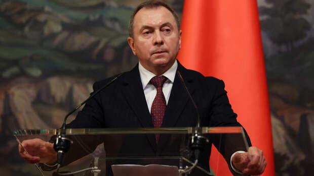 В МИД Белоруссии назвали причину нежелания Запада расследовать инцидент с Ryanair