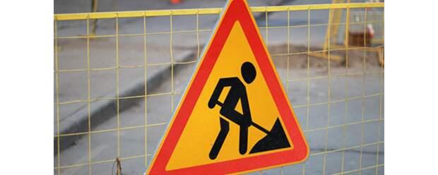 Движение частично ограничат на три недели на одном из перекрестков левобережья Нур-Султана