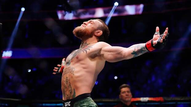 Макгрегор назвал четырех лучших бойцов ММА вистории. Всписке ирландца нет Хабиба
