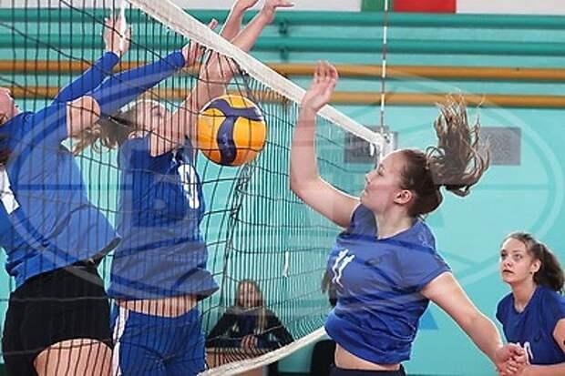 9 апреля 2021 года завершился второй тур республиканских соревнований по волейболу среди девушек 2006 г.р. моложе ´Мяч над се...