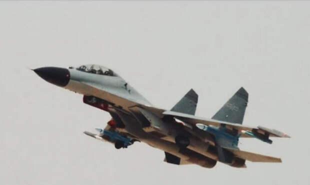 Появилось фото новой китайской противорадиолокационной ракеты