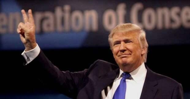Трамп официально стал кандидатом в президенты США на предстоящих выборах