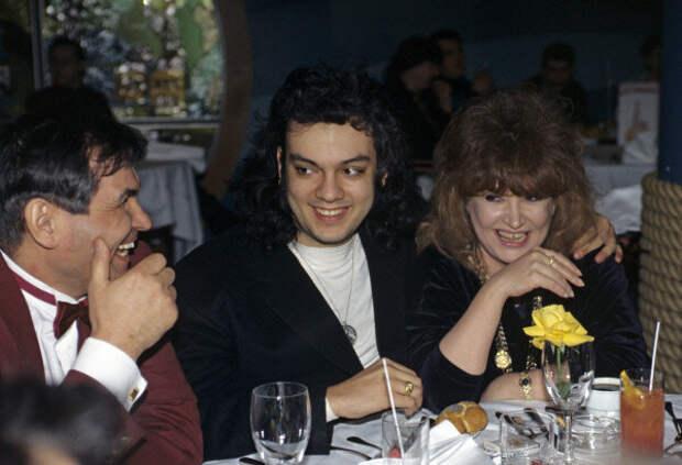 Ужин с Барри, 1994 г.