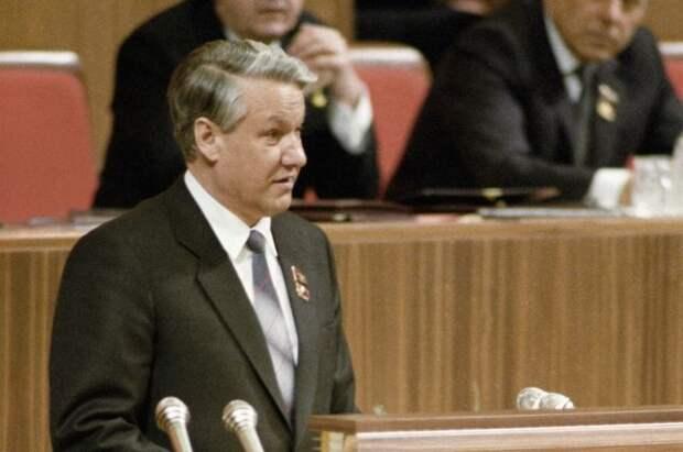 Познер назвал Ельцина «русским красавцем»