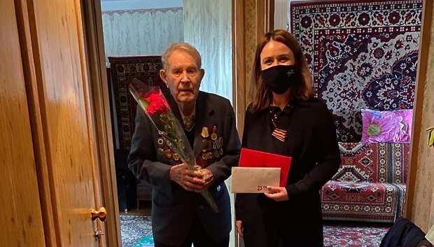 Волонтеры Подольска доставили ветеранам более 130 медалей к 75‑летию Победы