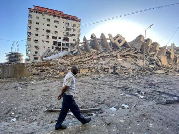 Египет взялся потушить пламя войны, ноИзраиль «пока незаинтересован»— СМИ