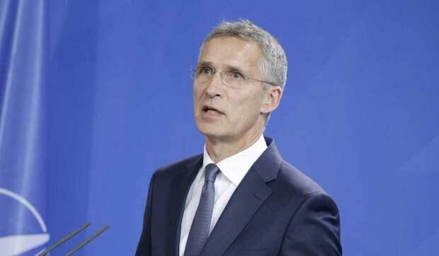 Генсек НАТО обеспокоен укреплением сотрудничества России с Китаем