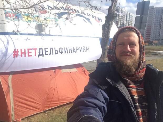 Зоозащитник из Ижевска прекратил голодовку