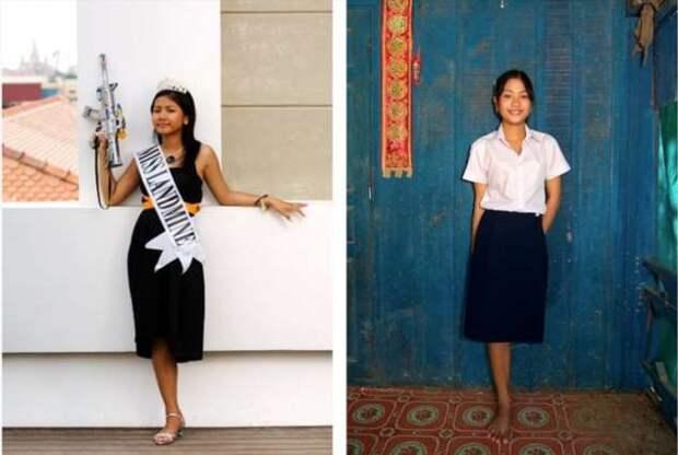 Самые необычные конкурсы красоты
