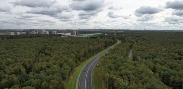 Открытие двух дорог улучшит транспортное обслуживание 130 тыс. жителей ТиНАО
