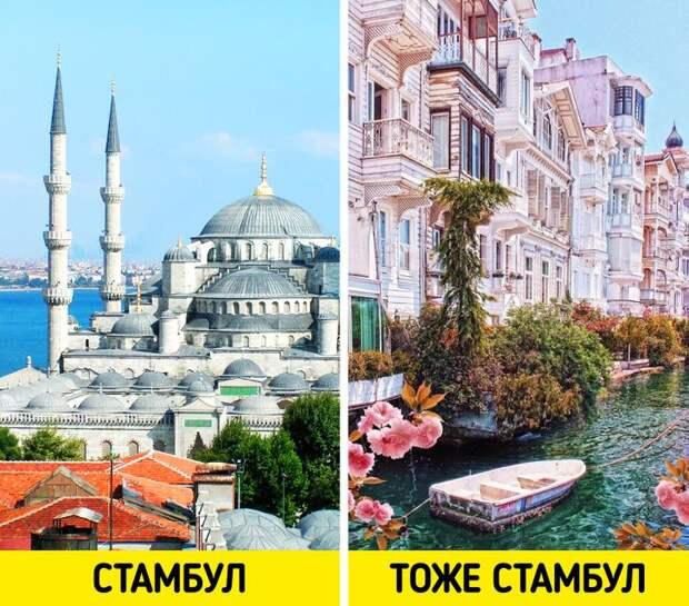 13 фото, которые переворачивают наши традиционные представления о разных странах