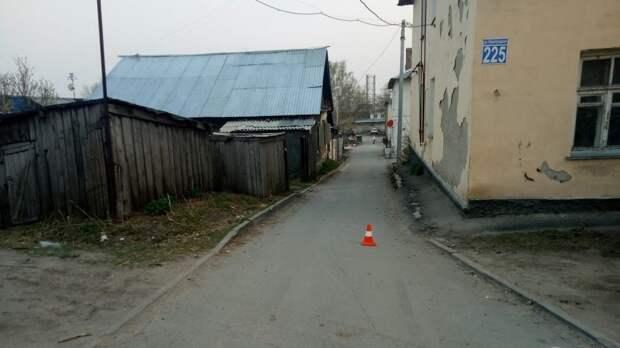 Таксист сбил ребенка и скрылся в Новосибирске