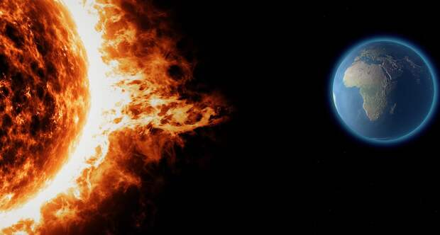 Ученые из Японии и NASA назвали точный год гибели Земли из-за исчезновения кислорода