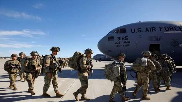 США продолжат консультировать иракских военных
