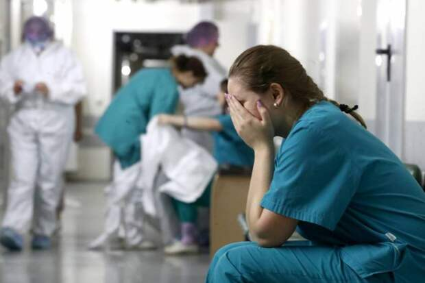 Одной ногой в могиле: медики отказываются спасать жителей LA