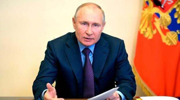 Планы Вашингтона по ликвидации Путина раскрыл политолог