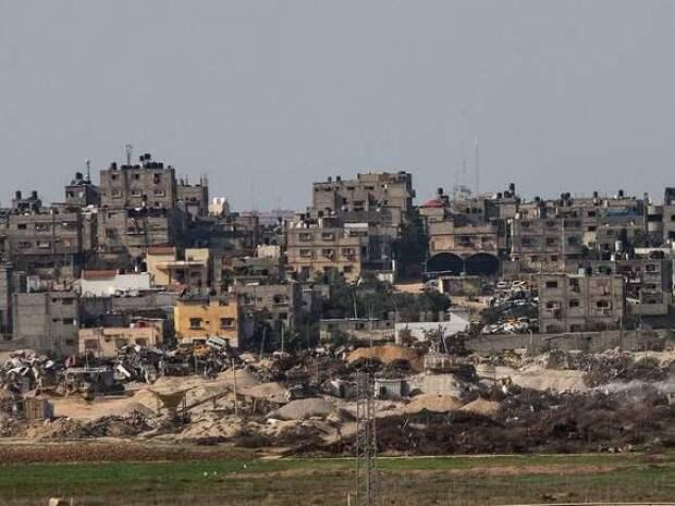 Палестинцы в секторе Газа вышли праздновать «победу» над Израилем