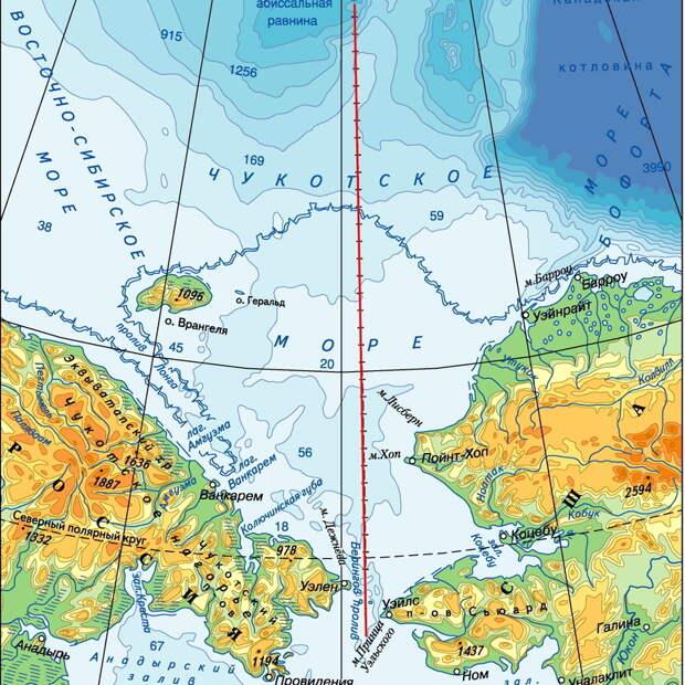 Как Канада и США делили остров Врангеля, и почему он в итоге остался за Россией