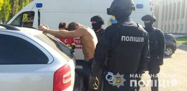 В Первомайском задержан вымогатель