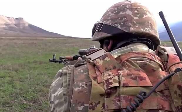 Азербайджанцы захватили группу армянских «диверсантов»
