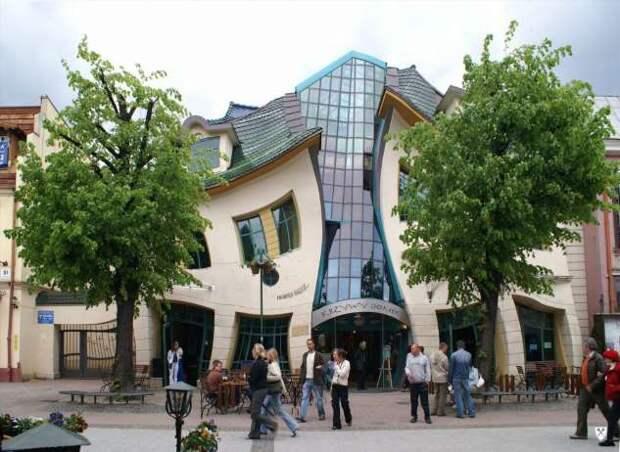 Самые необычные здания в мире