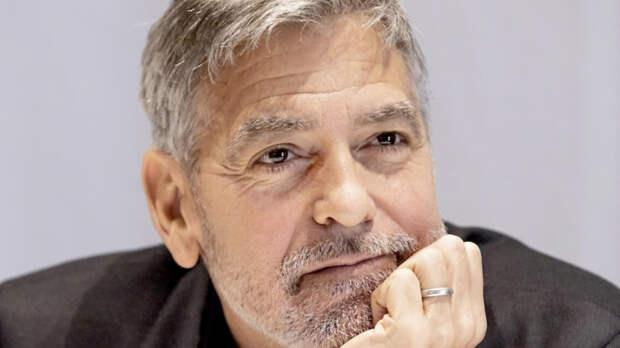 Голливудский актер Джордж Клуни поделился секретами воспитания детей