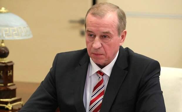 Губернатор Иркутской области предложил поднять себе оклад на 44%
