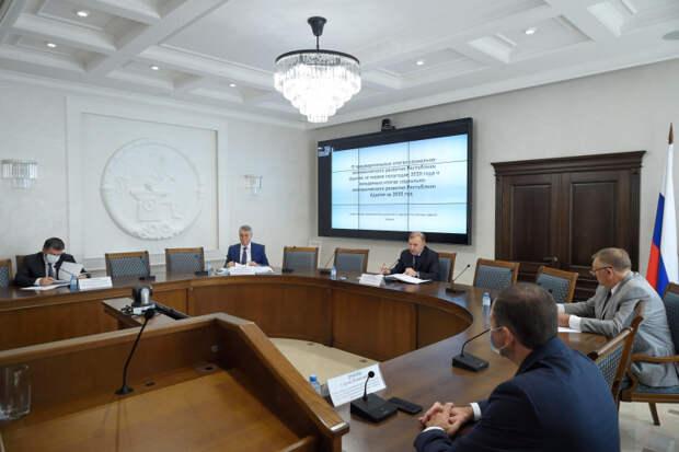 В Адыгее подвели итоги социально-экономического развития за первое полугодие 2020 года