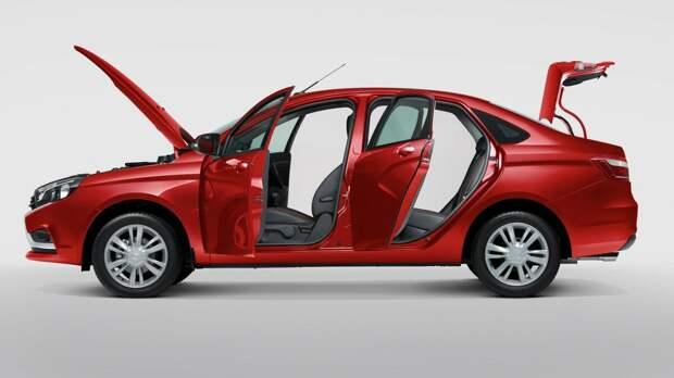 Почему LADA Vesta обрела большую популярность, подробный обзор отечественного авто