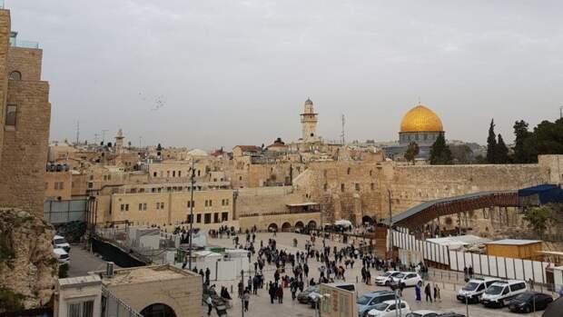 Израиль начал снос домов палестинцев в Восточном Иерусалиме