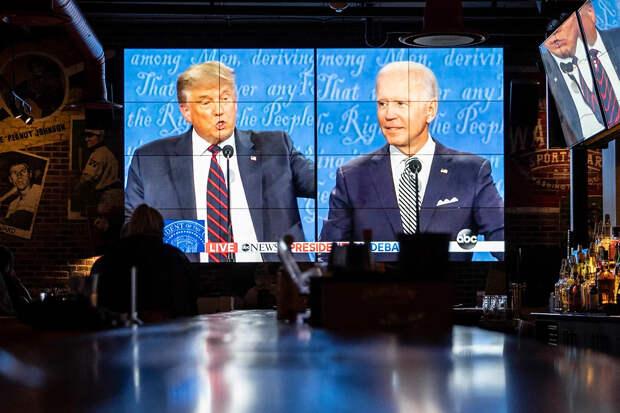 """""""Высокая"""" культура американских дебатов"""